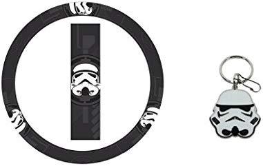 STW104 Star Wars trooper/steering wheel cover