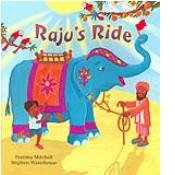 book cover of Raju\'s Ride