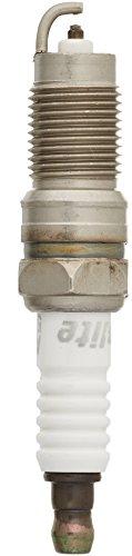 Autolite APP5143 Double Platinum Spark Plug, Pack of 4
