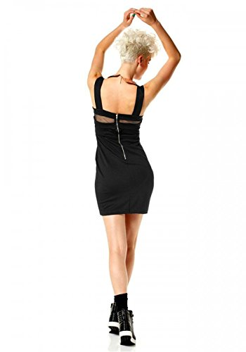 Black Black Girl Material Opaque Dress Black Black Women's X04Zw0
