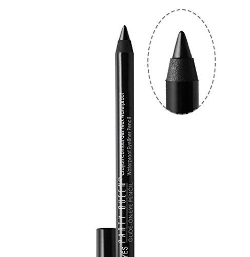 (1pc Black / Brown Waterproof Eye Liner Pen Smooth Gel Eyeliner Pencil Brand Makeup Cosmetics Smoky Eyes Long)