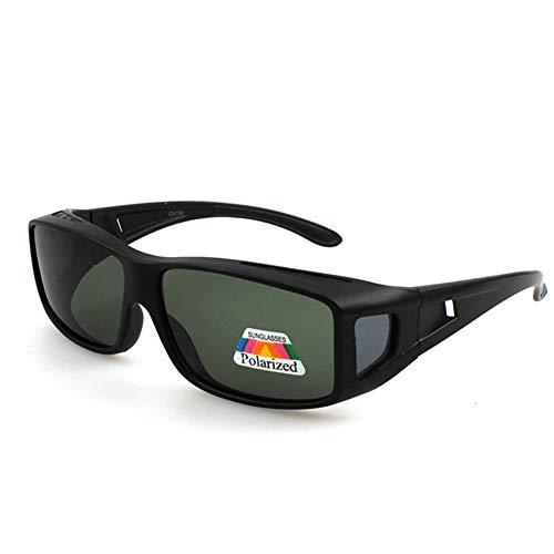 VIPPLUS Over Glasses Sunglasses Wear Over Presc...