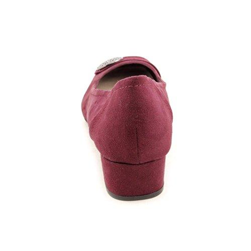 Giani Bernini - Sandalias de vestir para mujer morado