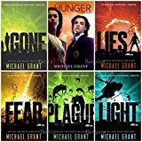 Gone Series Michael Grant Collection 6 Books Set Hardcover Set