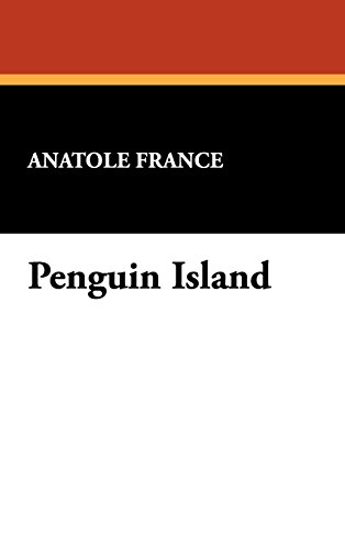 book cover of Penguin Island