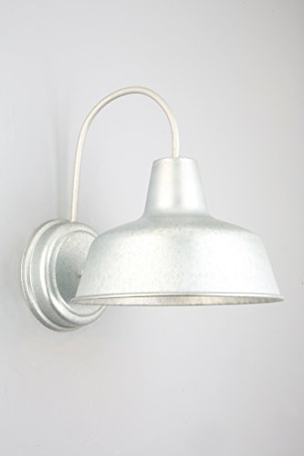 Galvanized Lights Outdoor