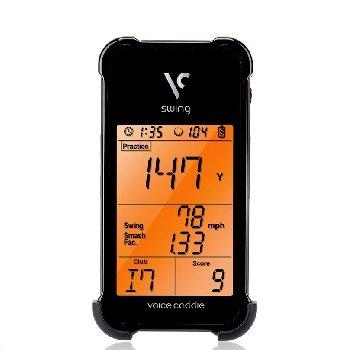 Voice Caddie SC100BK Swing Launch Monitor - Black