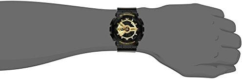 Men's Casio G-Shock Classic Black and Gold X-Large Ana-Digi Watch