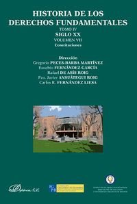 Descargar Libro Historia De Los Derechos Fundamentales. Tomo Iv. Siglo Xx. Constituciones - Volumen Vii: 4 Gregorio Peces-barba Martínez