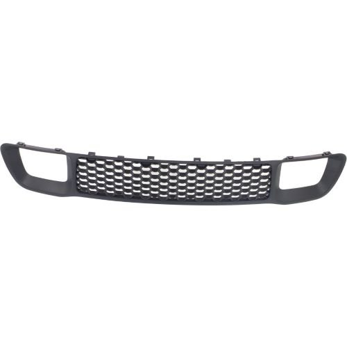 Make Auto Parts Manufacturing - GRAND CHEROKEE 14-16 FRONT BUMPER GRILLE, Lower, Black, w/o Adaptive Cruise Ctrl and Tow Hook - CH1036128 - Grand Cherokee Tow Hooks