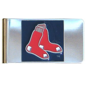 Large MLB Money Clip - Boston Red Sox
