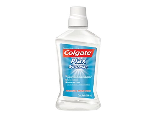 Enjuague Bucal Colgate Plax Whitening 500 ML