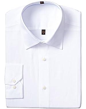 Men's tailored slim fit Dress Shirt