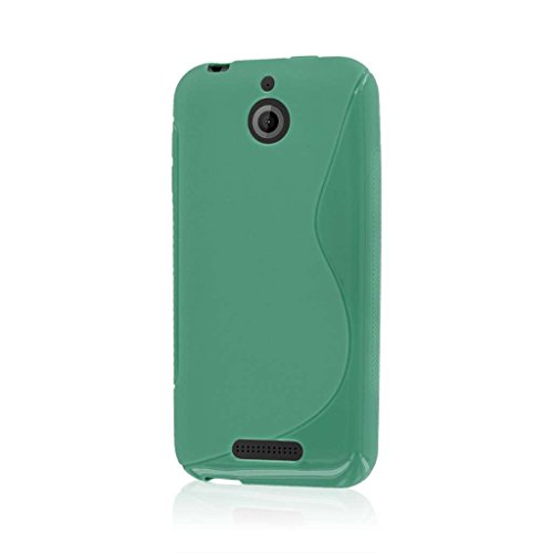 0 Case, MPERO FLEX S Series Protective Case for HTC Desire 510 - Mint Green ()
