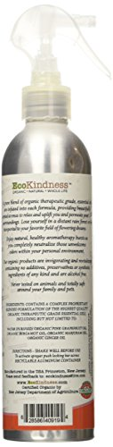 EcoKindness Organic Citrus Symphony Melody Fruit Laden Rose Home Fragrance, 8 Fl Oz (Pack of 12) by EcoKindness (Image #2)