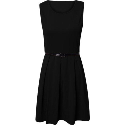 FLIRTY WARDROBE - Vestido - para mujer negro
