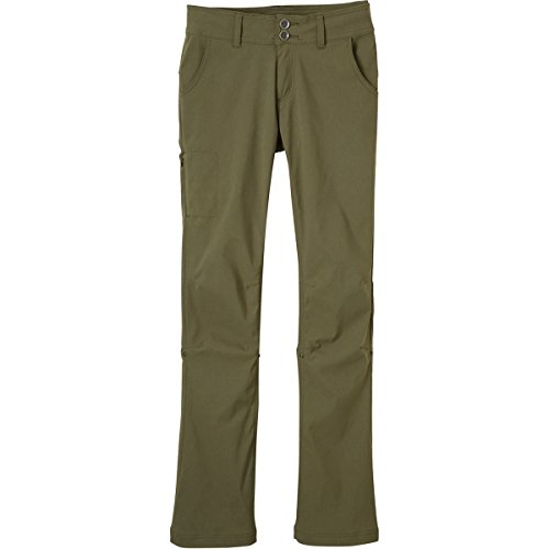 prAna Women's Short Inseam Halle Pant, 0, Cargo Green by prAna (Image #3)