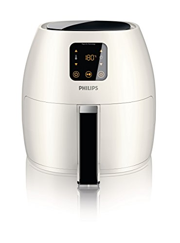 Philips XL Airfryer, The Original Airfryer, Fry Healthy with 75% Less Fat, White, HD9240/34 by Philips