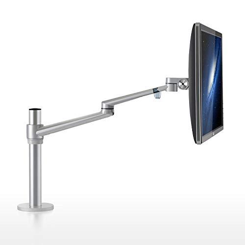 (viozon Single Monitor Mount, Desk Monitor Arm Mount/Holder for 17-32