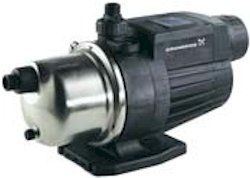 Grundfos MQ3-45 (230V) 1 HP Pressure Booster Pump - 96860207 MQ3-45-2 -