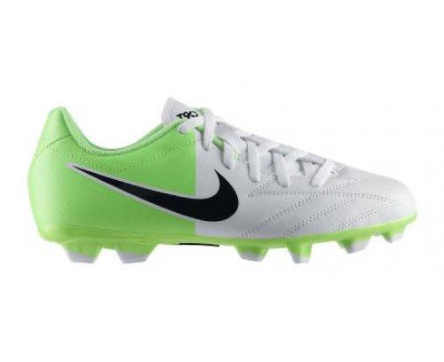 NIKE Nike jr t90 shoot iv fg zapatillas red fubol chico