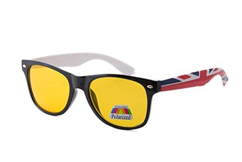 Polarized sol Gafas de morefaz England para hombre CpYOCxEwq