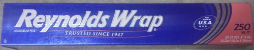 Reynolds Wrap Aluminum Foil 250 Sq. Feet