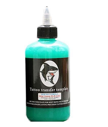 Tattoo Transfer Cream, Professional Tattoo Transfer Gel Stencil Primer Stuff Cream (8oz) 250ml