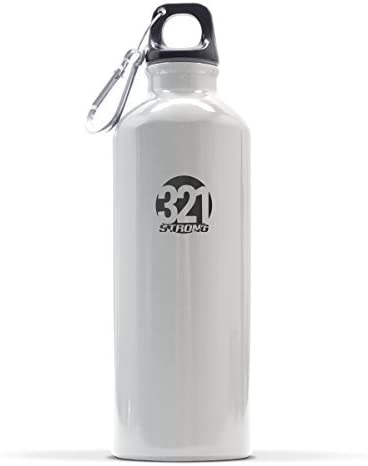 321 STRONG 500 mL Aluminum Water Bottle