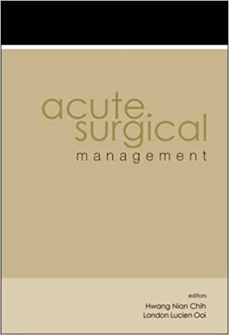 Acute Surgical Management