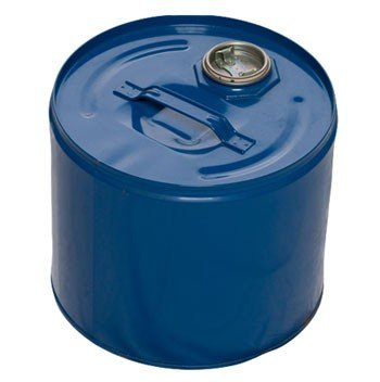Air Sea Containers 2.91 Gallon / 11 Liter Tight Head Steel Drum Epoxy Lined, 2'' opening. PG I,II,III rated ( X RATED )