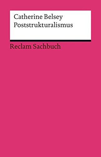 Poststrukturalismus (Reclams Universal-Bibliothek)