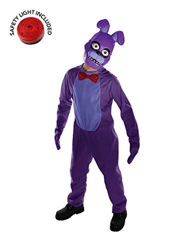 Five Nights at Freddys Bonnie Child Costume
