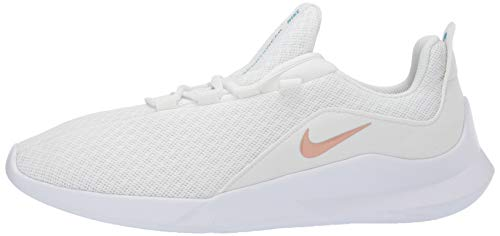 Nike Women's Viale Running Shoe Summit White/Rose Gold - Spirit 5 Regular US by Nike (Image #5)