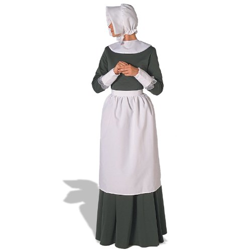 Pilgrim Woman Costume Kit -