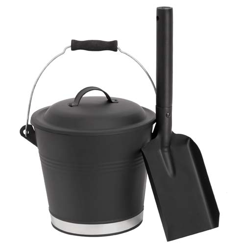 fireplace ash buckets - 4