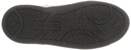 Geox J Mania G C - Zapatillas de Deporte de material sintético niña negro - Noir (Black)