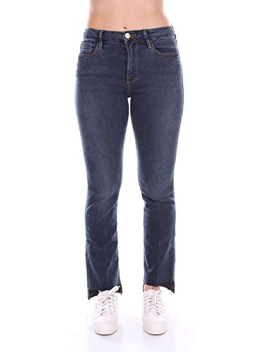 Lcmbsbr147blue Jeans Azul Algodon Frame Mujer qwpCfxA