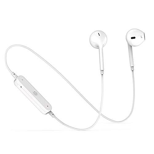 KPPEL 4.1 Headphones, HD Stereo Sound in-Ear Earphones, Lightweight Earphones for Running Workout Gym