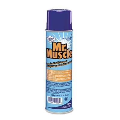 Mr. Muscle Oven and Grill Cleaner 19 Ounce 1 Can ()