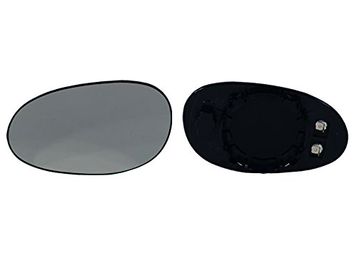 Alkar 6432010 Outside Heated Convex Mirror Glass with Holder