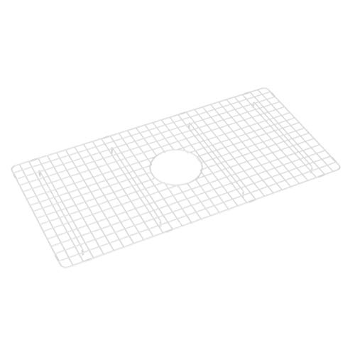- ROHL WSG3318WH Wire Sink Grids, White