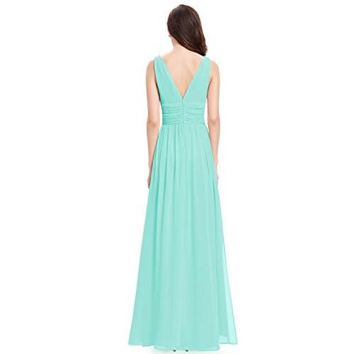 2c11eab13e ... Dresses Ever-Pretty Sleeveless V-Neck Semi-Formal Maxi Evening Dress  09016. Sale!