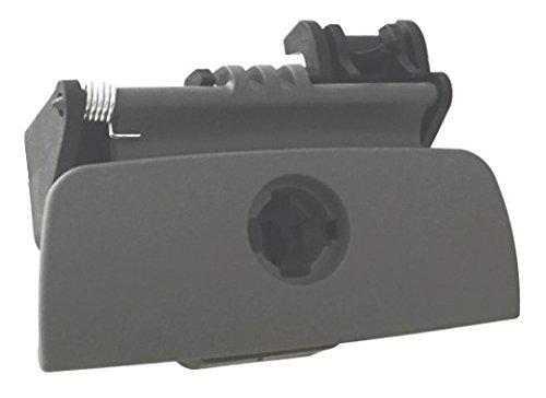 DELPA CL5437 - Glove Box Lock Latch Compartment Handle - Gray - Fits: 2005 thru 2009 Buick LaCrosse or Allure - Buick Glove Box