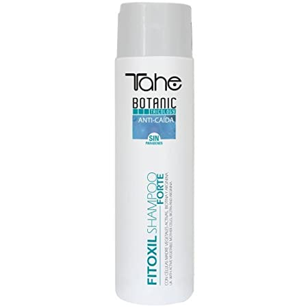 Amazon.com : TAHE BOTANIC TRICOLOGY FITOXIL FORTE CLASSIC PROGRAM SHAMPOO 300ml + TREATMENT 5X10ml : Beauty
