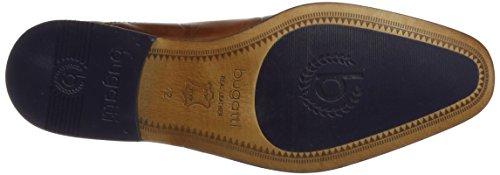 Bugatti 311130061100, Scarpe Stringate Uomo Marrone (Cognac)