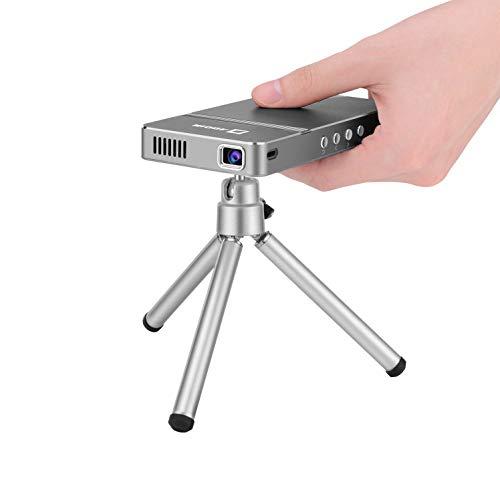 AODIN AirGo 100 ANSI Lumen WiFi Mini Projector for Business Presentation & Education, DLP LED Video Projector, 120