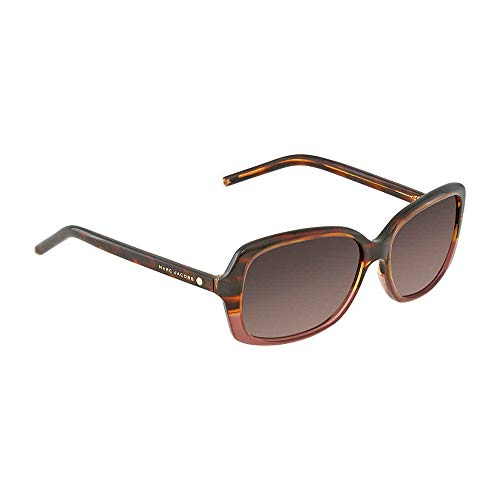 Red Marc Jacobs Sunglasses - Marc Jacobs Women's Marc67s Rectangular Sunglasses,