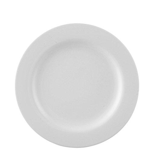 Dinner Plate, 11 inch | Moon White