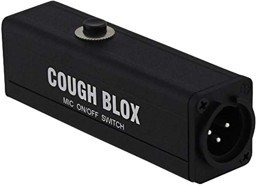 Rapco Horizon COUGHBLOX On/Off Signal Converter with Mute -